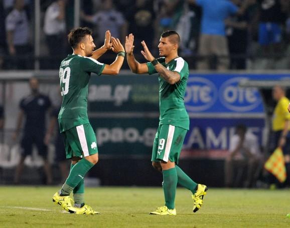 Με τρεις… πράσινους η «γαλανόλευκη» | panathinaikos24.gr