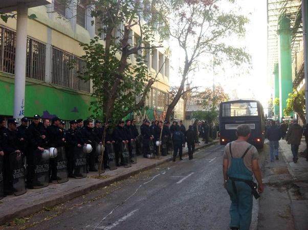 Δρακόντεια μέτρα έξω από τη Λεωφόρο   panathinaikos24.gr