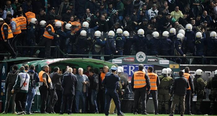 «Είχα την αίσθηση πως το ματς θα ξεκινήσει» | panathinaikos24.gr