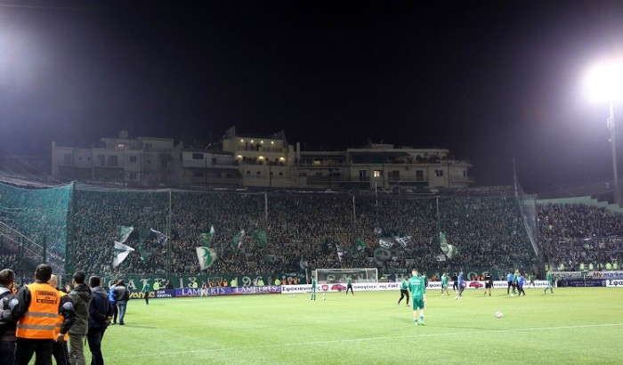 Δεν αρχίζει το ντέρμπι! | panathinaikos24.gr
