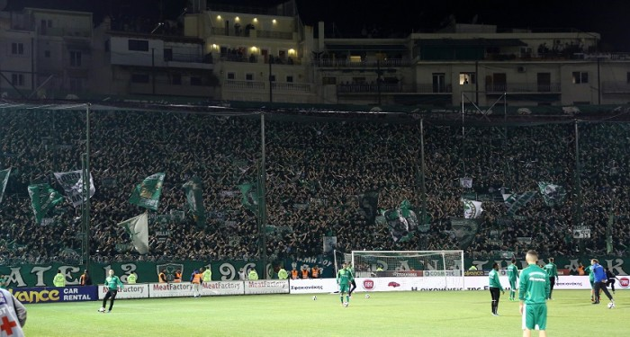 Κατατέθηκε η ένσταση για το ντέρμπι   panathinaikos24.gr