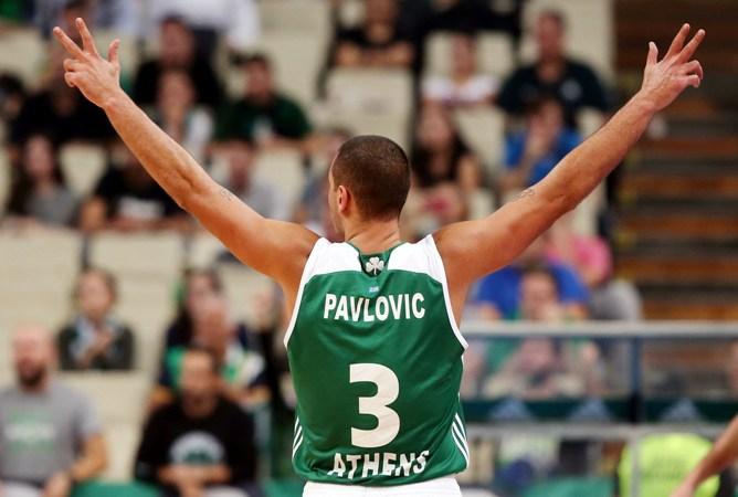 Ρεπό και… Ακρόπολη για Πάβλοβιτς (pic) | panathinaikos24.gr