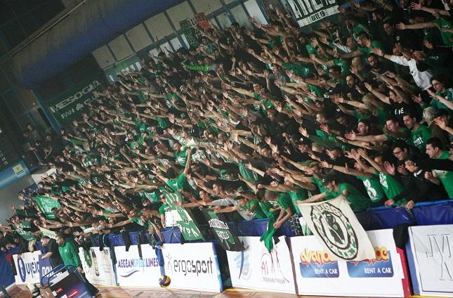 Με κόσμο στην Κυψέλη το Παναθηναϊκός- Ολυμπιακός! | panathinaikos24.gr