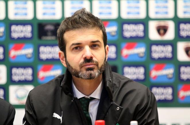 Στραματσόνι: «Προσωπικότητα για να ξαναγίνουμε σπουδαία ομάδα» | panathinaikos24.gr