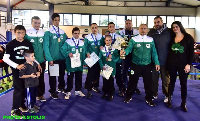 Πρωταθλητής και στη Γενική Κατάταξη ο Παναθηναϊκός! | Panathinaikos24.gr