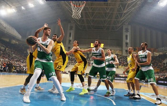 Πρώτος μάγκας και στα δύσκολα | panathinaikos24.gr