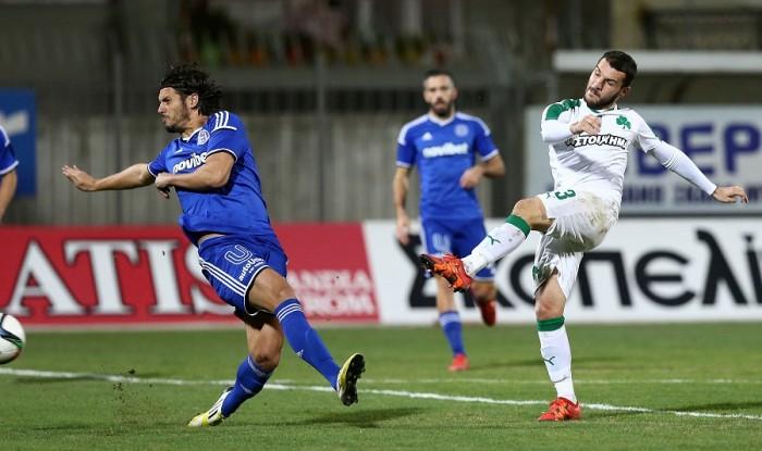 Το γκολ του Νίκου Καλτσά (vid) | panathinaikos24.gr