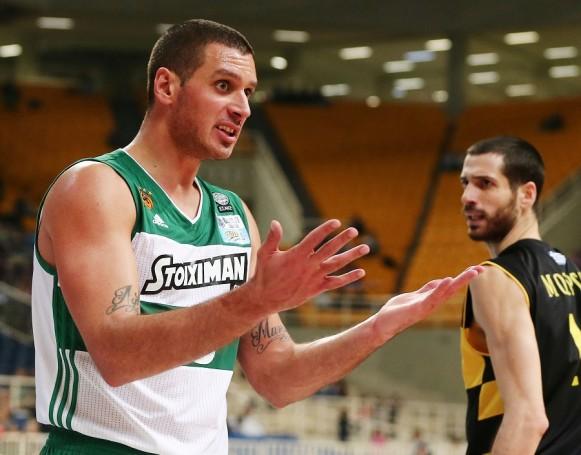 «Έπρεπε να αντιδράσουμε» | panathinaikos24.gr