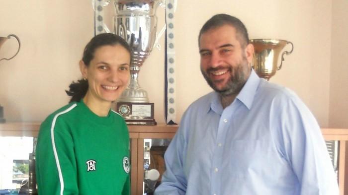 «Πράσινη» η Μόλναρ, με βοήθεια Αλαφούζου! | panathinaikos24.gr