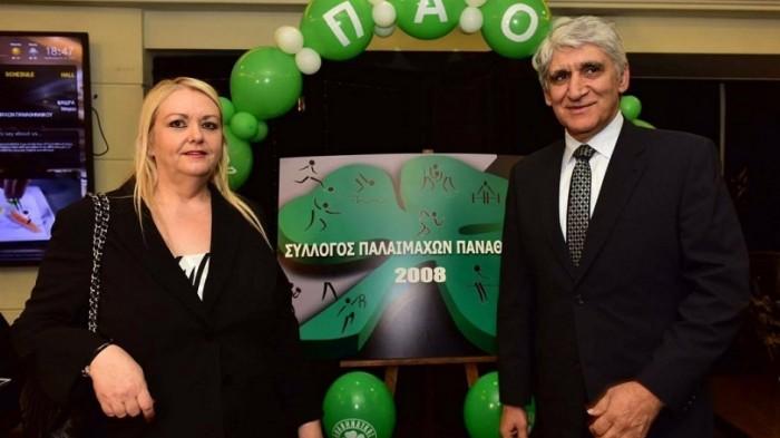 Στη γιορτή των Παλαιμάχων του Παναθηναϊκού ο Γιαννάκης (Pics)!   panathinaikos24.gr