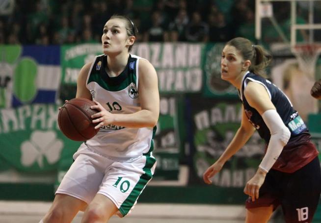 Σλούκα: «Βελτίωση παιχνίδι με το παιχνίδι» | panathinaikos24.gr