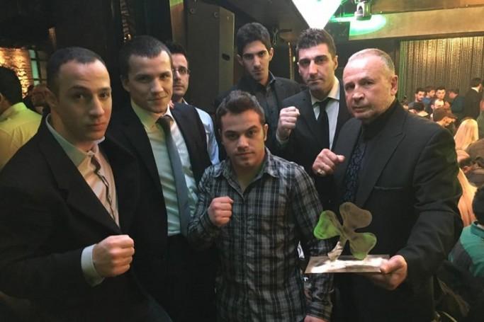 Με Κατζουράκη και Σαρρή στο Boxing Cup | panathinaikos24.gr