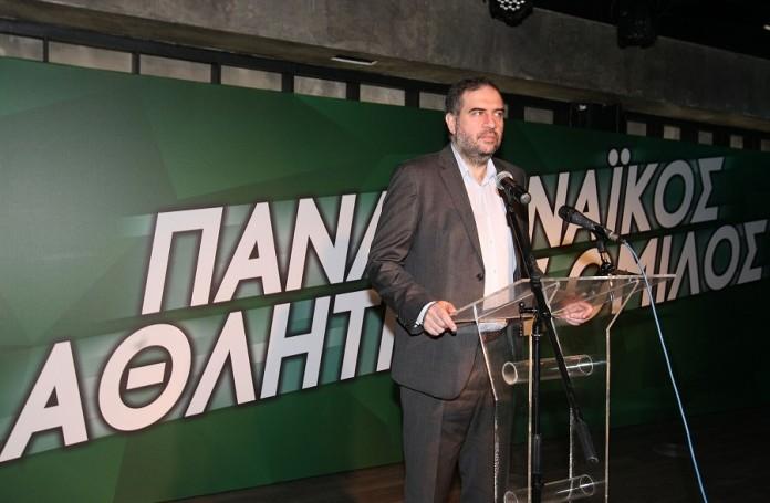 Μιχαλαριάς: «Ολοι να είμαστε ενωμένοι, η Alpha Bank θα χρηματοδοτήσει το γήπεδο» | Panathinaikos24.gr
