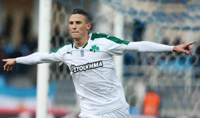Το πρώτο γκολ του Βλαχοδήμου με τον Παναθηναϊκό (vid) | panathinaikos24.gr