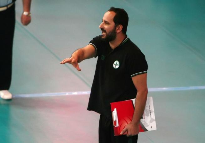Ρούσης: «Νίκη για να προκριθούμε»   panathinaikos24.gr