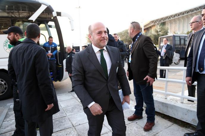 Αλαφούζος: «Πείτε τους ότι θα πληρωθούν» | Panathinaikos24.gr