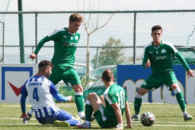 Η νίκη των Νέων επί του Ηρακλή (Vid)   panathinaikos24.gr