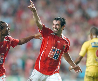 Benfica-Karagounis