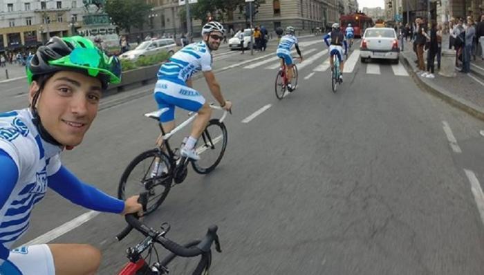 Ποδηλασία: Στην 38η θέση ο Κυδώνης | panathinaikos24.gr