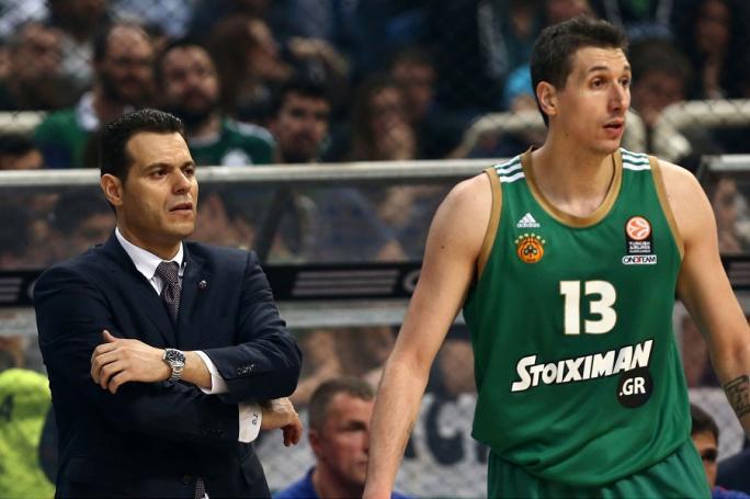 Ιτούδης: «Ευλογημένοι όσοι συνεργαστήκαμε μαζί του» | panathinaikos24.gr
