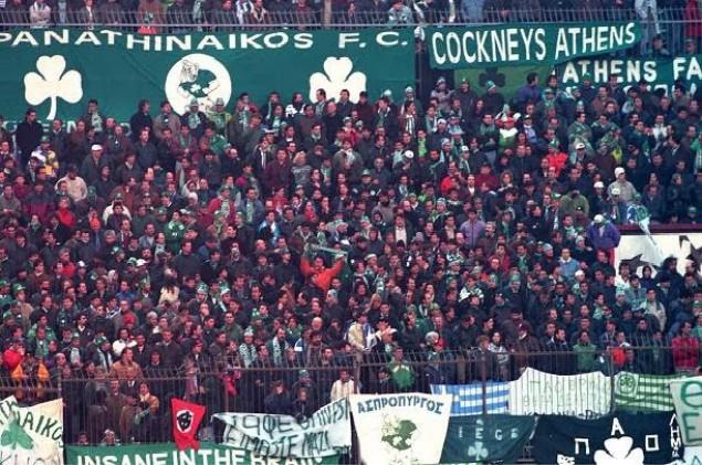 ΡΕΤΡΟ: Η Θύρα 13 στο Άμστερνταμ το 1996! (vid) | panathinaikos24.gr