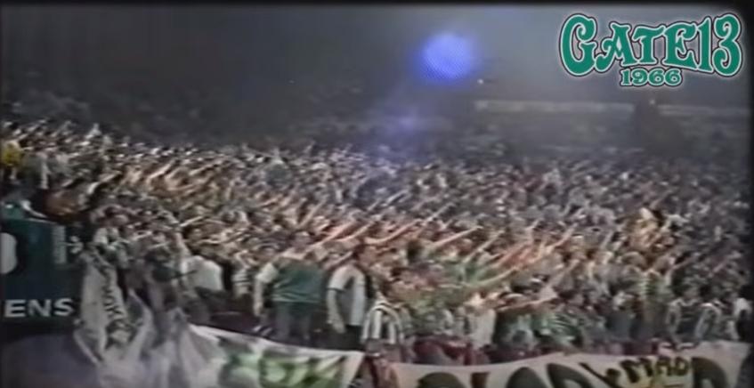 ΡΕΤΡΟ: Η Θύρα 13 στον τελικό του 1996! (vid)
