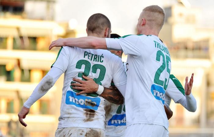Αντάμωσαν ξανά Πέτριτς και Λαγός (pic) | panathinaikos24.gr