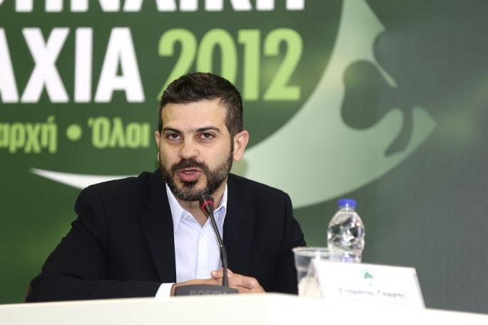 Γαρρής: «Ο Παναθηναϊκός στέκεται απέναντι σε όποιον προσπαθεί να δημιουργήσει χαλιφάτο» | Panathinaikos24.gr