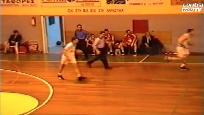 ΒΙΝΤΕΟ ΝΤΟΚΟΥΜΕΝΤΟ: Ο Διαμαντίδης στα 16 του παίζει μπάσκετ! | panathinaikos24.gr