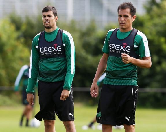 Η πρώτη του Ρέις (pics) | panathinaikos24.gr
