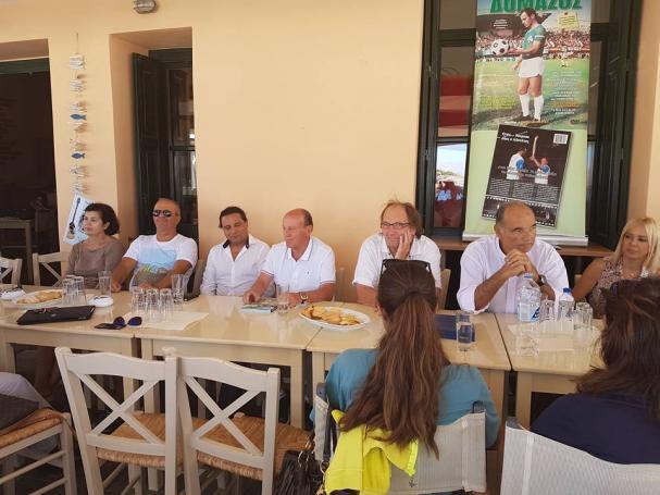 Παρουσίασε το βιβλίο του ο Δομάζος | panathinaikos24.gr