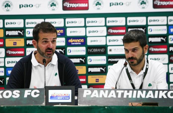 Μπέρδεψαν Στραματσόνι με Γαρρή! (Pic) | panathinaikos24.gr
