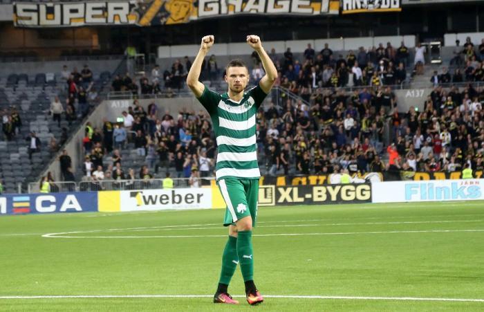 Μπεργκ για επιστροφή στον Παναθηναϊκό! | panathinaikos24.gr