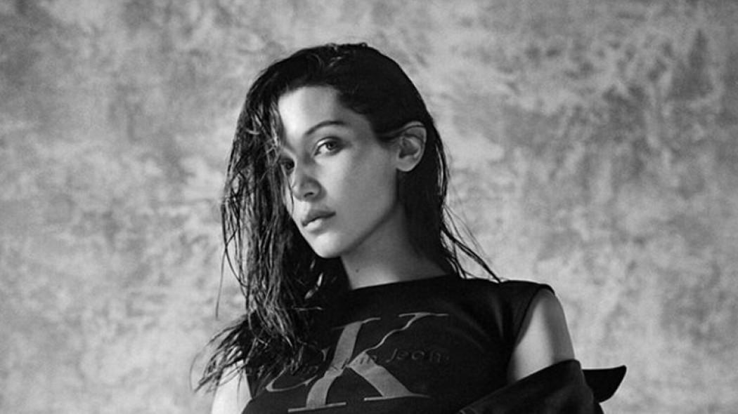 Μπέλα Χαντίντ: Η νέα μούσα του Calvin Klein (pics)