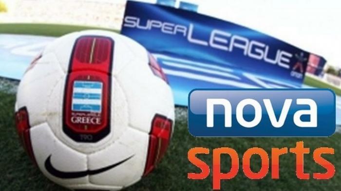 Παραχωρεί οκτώ ματς των μεγάλων σε ΕΡΤ η Nova | panathinaikos24.gr