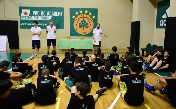 Άρχισαν οι προπονήσεις των Ακαδημιών | Panathinaikos24.gr