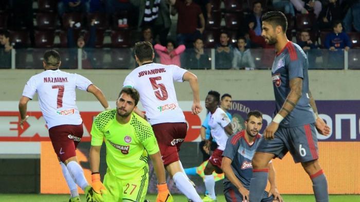 Σοκ! Ο Ολυμπιακός έχασε απ' την Λάρισα λόγω Μπαρτσελόνα | panathinaikos24.gr