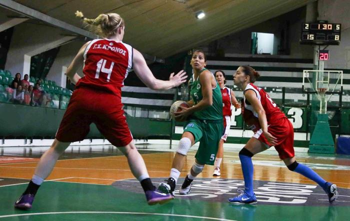 «Πράσινη» πρόκριση στους «8» | panathinaikos24.gr