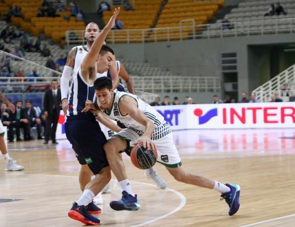 Λούντζης αντί Γκιστ στη δωδεκάδα | panathinaikos24.gr