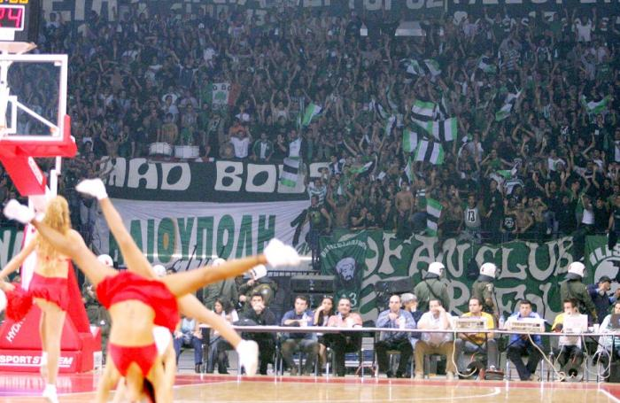 Οε, οε, οε… 30αρά μέσα στο παλέ! (vid) | panathinaikos24.gr