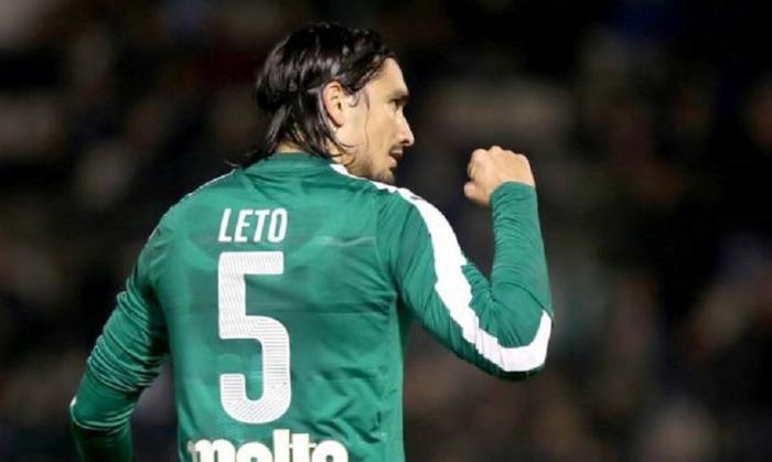 Η πρώτη φωτογραφία του Λέτο από τη νέα του «περιπέτεια» στο Ιράν (pic)   panathinaikos24.gr