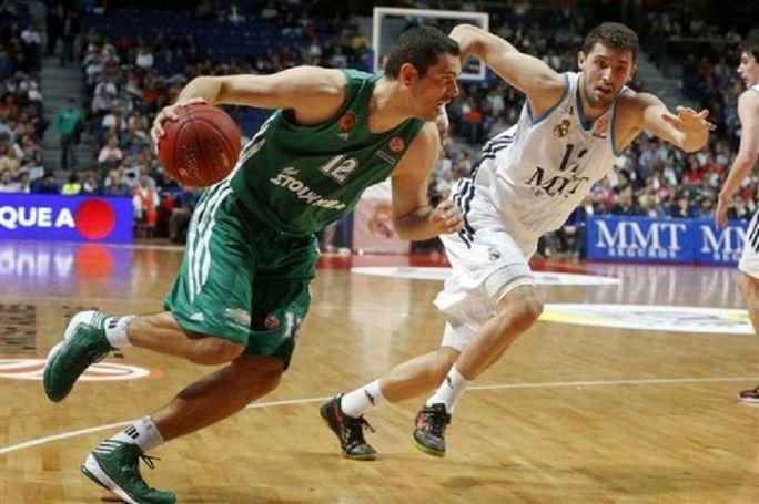 Το μεγάλο διπλό του 2013 στη Μαδρίτη (vid) | Panathinaikos24.gr