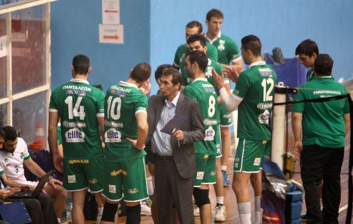 Δύσκολη η συμμετοχή του βόλεϊ ανδρών | Panathinaikos24.gr