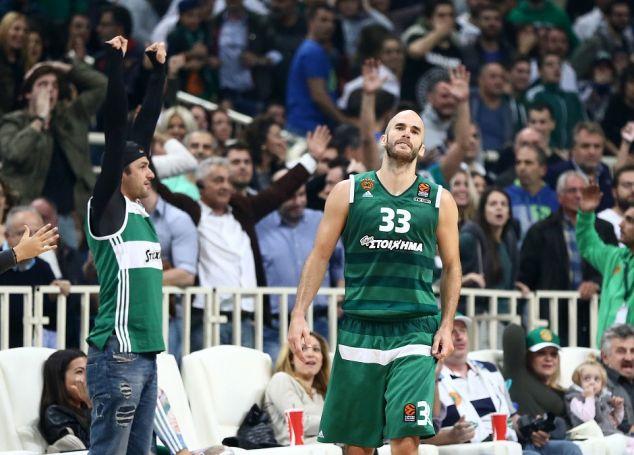 Όταν τον παίρνει η κατηφόρα | Panathinaikos24.gr