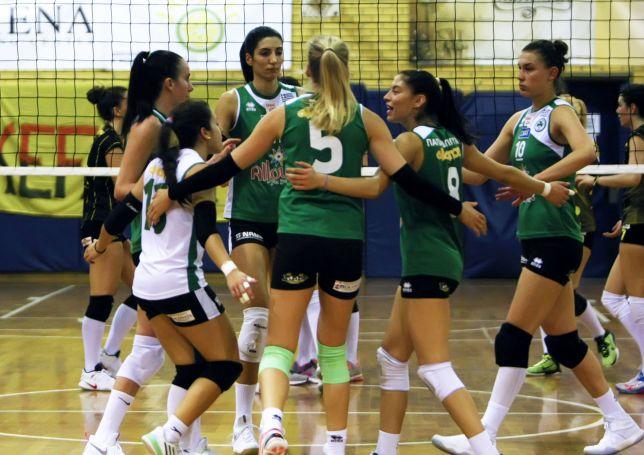 Μοναδικό ρεκόρ για τα «φίνα» κορίτσια! | Panathinaikos24.gr