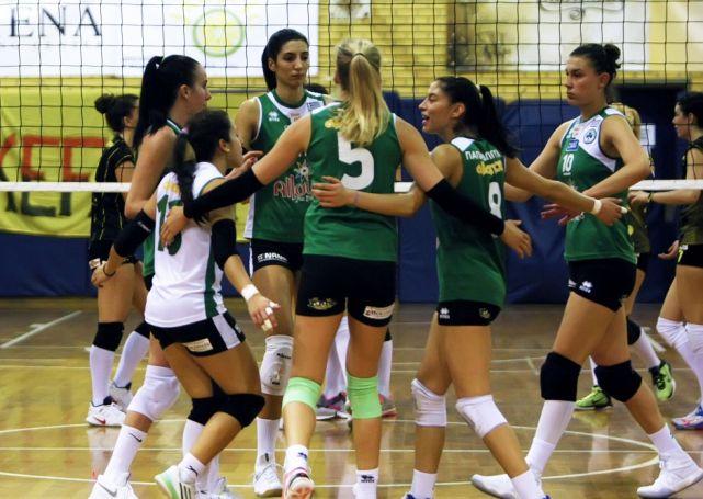 Άνετη νίκη για τα «φίνα» κορίτσια | Panathinaikos24.gr