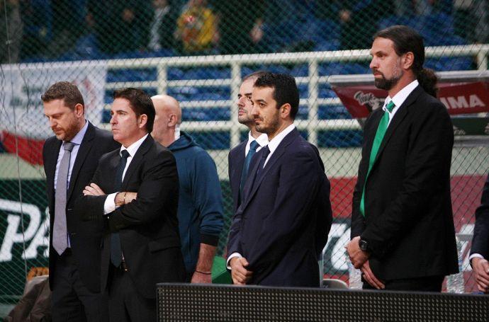 Ενός λεπτού σιγή στο ΟΑΚΑ | Panathinaikos24.gr