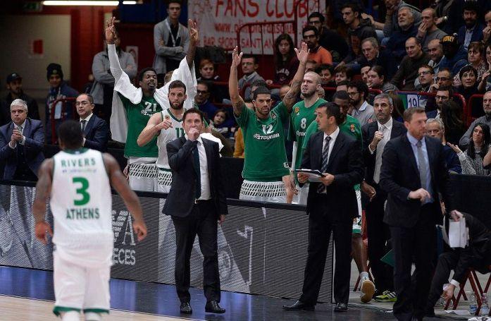 Είναι οικογένεια, γίνεται ομάδα | Panathinaikos24.gr