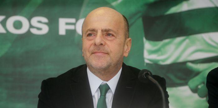 Αλαφούζος σε Δώνη: «Εσένα θέλω για προπονητή»   Panathinaikos24.gr