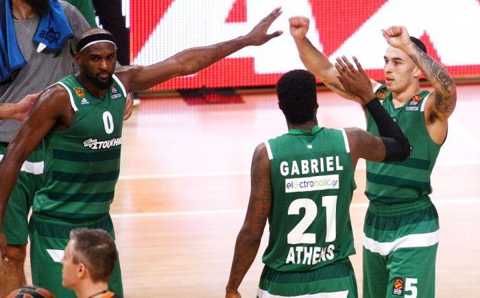 Οι μάγκες με τα πράσινα! | Panathinaikos24.gr
